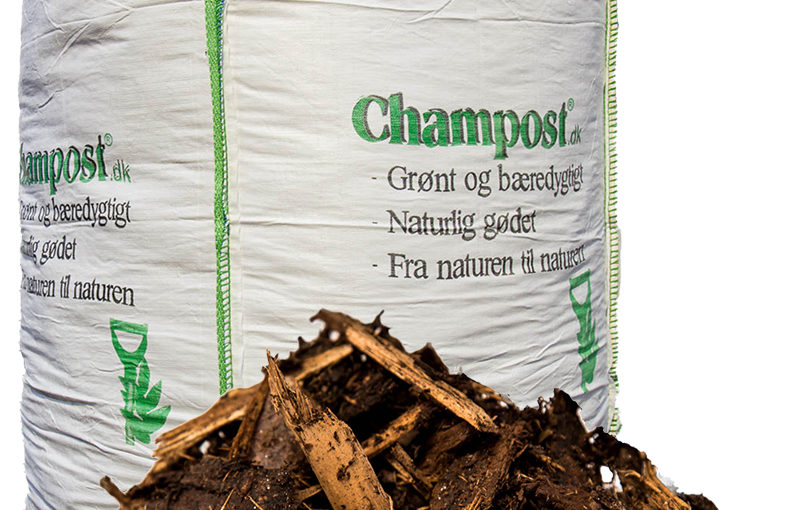 Champost Dækbark, 10-100mm – 2500 l
