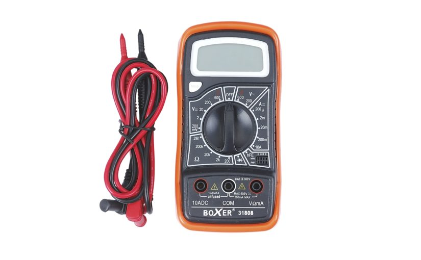 Multimeter digital -31808