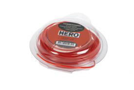 HERO Trimmersnøre 2,4 mm – 15 mtr. – 6415-024