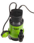 HERO Dykpumpe 1100 watt. – 3980-400
