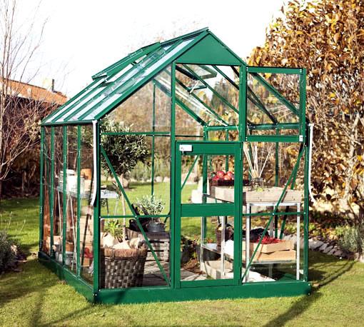 Mit drivhus – Praktisk og hyggeligt