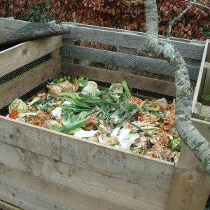 Kompostbunke
