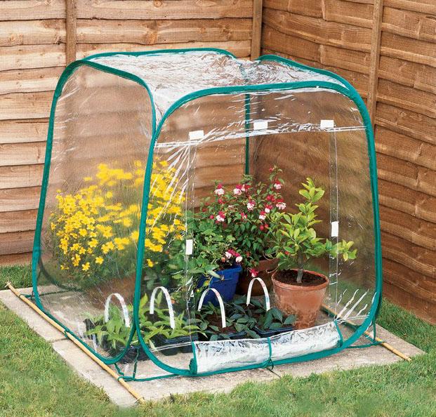 Plantehuset beskytter mod skadedyr