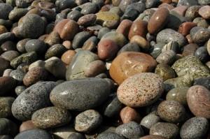Sten til regnvandsfaskine