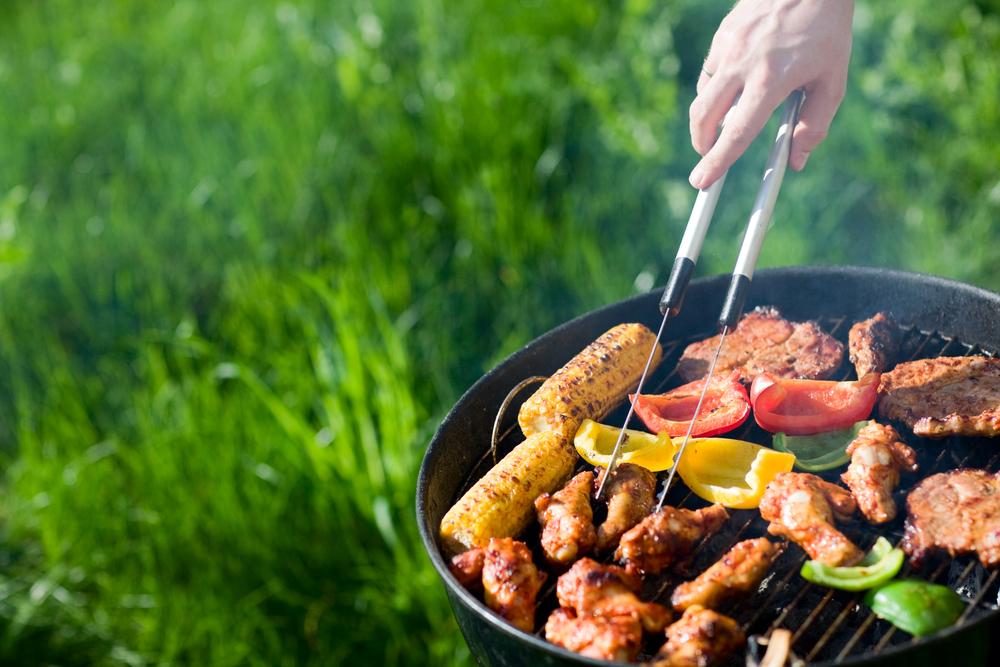 3 grill til haven